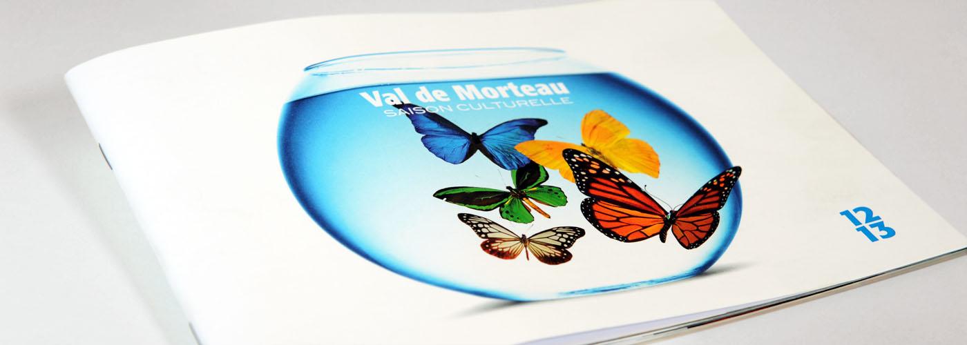 Plaquette saison culturelle Val de Morteau